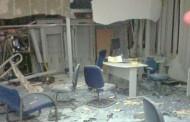 Bandidos explodem caixas eletrônicos do Banco do Brasil
