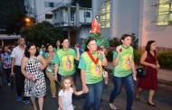 Comunidade do bairro São Jorge comemora dia de São Judas Tadeu