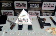 Polícia prende quatro envolvidos em crime de apologia e tráfico de drogas