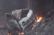 Motorista de Matipó morre em grave acidente em Bom Jesus do Amparo