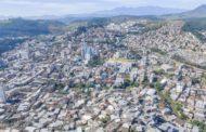 Cidade de Manhuaçu tem crescimento da população estimado em 0,96%