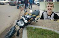 Jovem de Irupi morre em acidente de moto