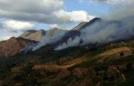 Incêndio é controlado por Brigadistas no Parque Nacional do Caparaó