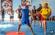 Professor de Boxe Chinês de Manhuaçu participa de curso com técnico da seleção brasileira