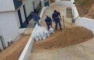 Barragem construída pelo SAAE tem o objetivo de aumentar captação no Rio Manhuaçu