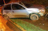 Rapaz tenta fugir de assalto e é baleado em Matipó