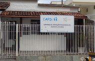 CAPS i recebe móveis e equipamentos eletrônicos