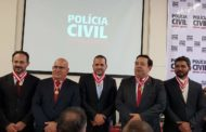 Delegado e Escrivão de Manhuaçu são homenageados pela Polícia Civil