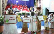 Emoção na 3º Cantata de Natal do presídio de Manhumirim
