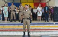 Tenente-coronel Sérgio Renato assume o Comando do 11º Batalhão de Polícia Militar
