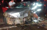 Acidente entre Manhuaçu e Realeza deixa seis feridos