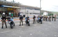 Município de Manhuaçu faz doação de motocicletas à PM