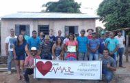 ONG de Manhuaçu constrói casas para desabrigados de Rio Casca