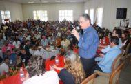 Encontro regional em Manhuaçu confirma Adalclever Lopes como pré-candidato do MDB ao governo de minas