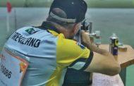 Atletas do projeto TEAR quebram recordes brasileiros de Tiro Esportivo