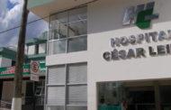 Hospital César Leite retoma atendimentos pelo Ipsemg