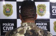 Acusado de aplicar golpes na região é preso pela PC em Belo Horizonte