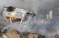 Mãe e filho morrem em colisão na BR-262, entre Reduto e Manhuaçu