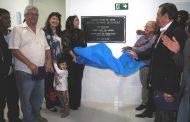 Prefeitura inaugura Unidade Básica de Saúde no Bairro São Vicente