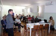 Reunião apresenta estudos do Plano Diretor de Regionalização