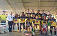 Engenhão é vitorioso no 8º Campeonato de Futsal do Engenho da Serra