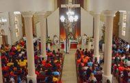 Mais de mil jovens reúnem-se em Caputira para a comemoração do DNJ