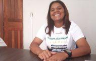 """""""Não é só rolar a bola"""" Árbitra e presidente da Liga Esportiva de Manhuaçu, Liliane fala sobre sua carreira e faz panorama do esporte regional"""