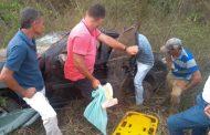 Ex-prefeito Geraldo Perígolo sofre acidente na zona rural em Matipó