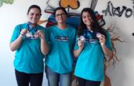 Aluna e professora de Reduto são finalistas da Olimpíada da Língua Portuguesa categoria Crônica