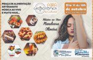 Feira Gastronômica será nesta sexta-feira (11), véspera de feriado