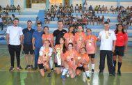 Finais definem campeões dos Jogos Escolares de Manhuaçu 2019