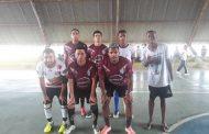 Goleadas na abertura do 1º Campeonato de Futsal do Bairro Petrina