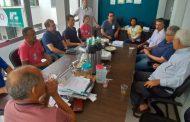 Deputado Federal Subtenente Gonzaga visita o HCL
