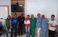 CIPA E SESMT do Hospital César Leite promovem palestras do Novembro Azul