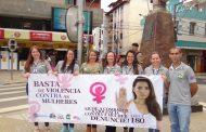 Dia internacional para a não violência contra a mulher