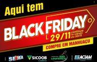 ACIAM promove ações com lojistas para a Black Friday