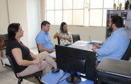 Regional de Saúde de Manhumirim faz visita técnica à Carangola