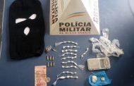 Apreensão de drogas nos bairros Bom Pastor e Santana