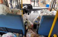 Prefeitura de Manhuaçu entrega cestas básicas e colchões
