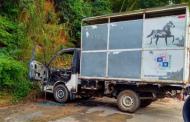Veículo usado pela Vigilância Ambiental é alvo de incêndio criminoso