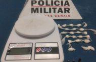 Droga, munições e balança digital apreendidas no Nossa Senhora Aparecida