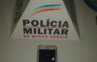 Em ação rápida, PM prende autor de roubo e recupera celular