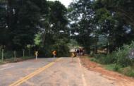 Rodovia de Reduto a Manhumirim será interditada de hoje até o dia 22
