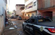 Polícia Civil distribui doações para vítimas atingidas pelas chuvas