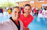 Atleta de taekwondo faz curso em Belo Horizonte