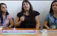 Secretária de Saúde explica caso confirmado de Coronavírus em Manhuaçu