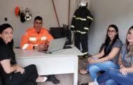 Corpo de Bombeiros Militar e Vigilâncias se reúnem para alinhar procedimentos no atendimento de pacientes suspeitos de infecção pelo agente covid-19