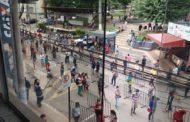 Prefeitura e Caixa organizam fila para recebimento do auxílio emergencial