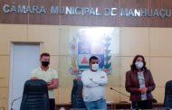 Escola do Legislativo da Câmara de Manhuaçu promove Curso de Redação Oficial