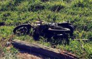 Duas pessoas morrem em acidente na zona rural de Pocrane